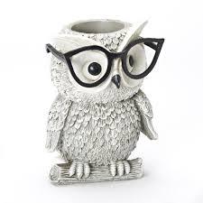 owl home decor accessories nerdy owl gift 30 owl home decor items every owl