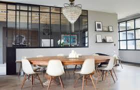 verriere entre cuisine et salle à manger une verrière d intérieur pour agrandir espace verrière la