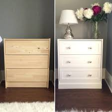 Malm Side Table Side Table Ikea Bed Side Table Hack Bedside Farrow And