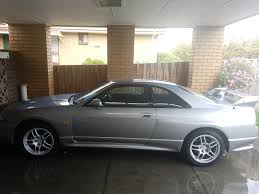 nissan skyline v35 250gt skyline gtr r33 with 7000km for future sale price suggestions