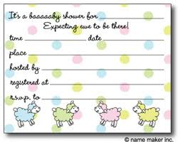 invitations maker this awesome baby shower invitation maker will inspire you
