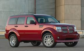 2009 dodge nitro information and photos zombiedrive