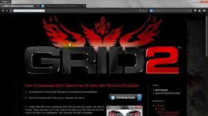 free grid 2 pc ps3 u0026 xbox 360 game with video dailymotion