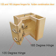 Door Hinges For Kitchen Cabinets Cabinet Door Hinges Ebay