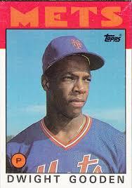 Doc Gooden Ex 1986 Mets - dwight gooden the shlabotnik report