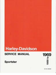 harley davidson sportster service manual ignition system