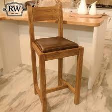 Wooden Bar Stool Uk Furniture Ergonomic Dark Wood Bar Stools Uk Fitzwilliam Oak