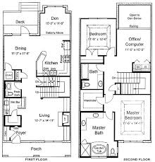two story home floor plans stylish decoration house plans 2 story home design ideas home