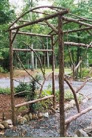 Diy Trellis Arbor Clematis Vines Garden Landscape Arbor By Andrew U0027s Reclaimed Home