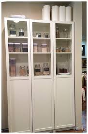 Ikea Billy Bookcase With Doors Ikea Pantry Hack Kitchen Pantry Using Ikea Billy Bookcase