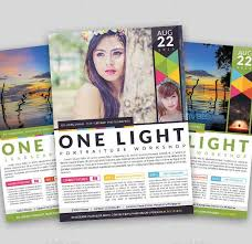 workshop flyer template corporate flyer ad template 26 awesome