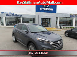 hyundai tucson auto mall 2017 hyundai tucson se plus awd suv in indianapolis h6000
