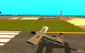 antonov an 2 for gta san andreas