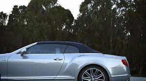 bentley convertible blue bentley continental gt speed convertible extreme silver youtube