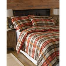 hillstone brushed cotton double bed duvet cover set and pillowcase