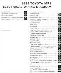 mr2 wiring diagram diagram wiring diagrams for diy car repairs
