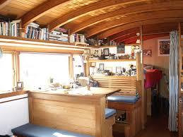 Floating Home Floor Plans Pintxos Houseboat U2013 Tiny House Swoon