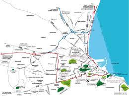 j bay south africa map jeffreys bay map jeffreys bay eastern cape south africa mappery