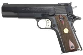 colt 1911 national match gold cup 45 acp centerfire pistol