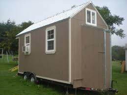 new tiny house on wheels ready to move tiny house listings