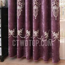 Dark Purple Shower Curtain Dark Purple Curtains U2013 Teawing Co