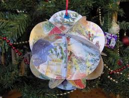 diy cardboard baubles the happiest day of the year pinterest