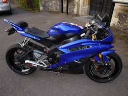 used yamaha yzf r6 2007 57 motorcycle for sale in high wycombe