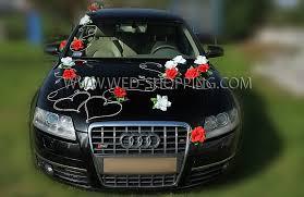 kit deco voiture mariage kit décoration voiture mariage décoration pour voiture de mariage