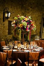 Fall Table Decorations For Wedding Receptions - fall wedding with european inspired charm in scottsdale arizona