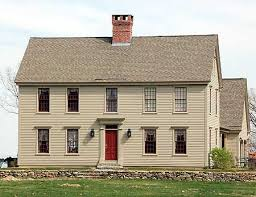 traditional colonial house plans plan w17125cc traditional photo gallery colonial narrow lot