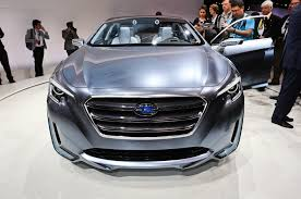 subaru concept cars 2015 subaru legacy concept revealed before los angeles debut