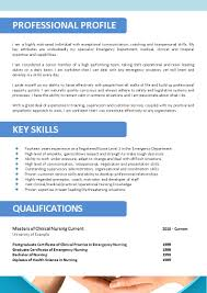 Sample Nursing Resume Objective example of a nursing resume