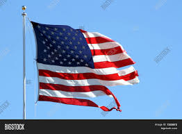 Big American Flags Torn American Flag 6422 Image U0026 Photo Bigstock