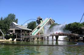 Sandusky Ohio Six Flags Shoot The Chute Wikipedia