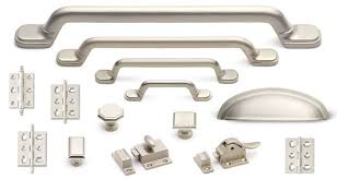 Kitchen Cabinet Knobs Stainless Steel Silver Satin Finish Cliffside Industries Classic Suite Cabinet