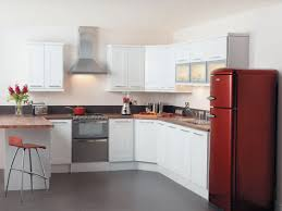 Retro Style Kitchen Cabinets by Fascinating Retro Kitchen Appliances With Red Green Orange Blue
