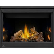 Built In Fireplace Gas by Napoleon Ascent 42 Inch Built In Direct Vent Natural Gas Fireplace