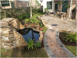 Simple Backyard Landscapes Backyards Cool Inexpensive Backyard Ideas Of The Best
