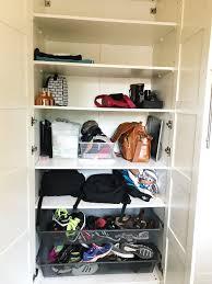 Laundry Room Storage Units Utilizing Ikea Storage How We Got Organized This Minimal House