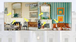 decorating the white house what the trumps can and can u0027t do abc