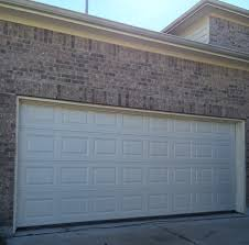 Overhead Garage Door Austin by Clopay Garage Door Replacement In Georgetown Tx Before U0026 After