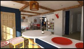 image of cape cod finished basement plans
