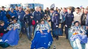 soyuz touchdown iss expedition 33 back home without a hitch u2014 rt news