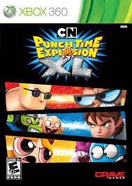 cartoon network punch time explosion full game free pc download