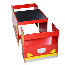 Table And Chair Sets Kids Multifunctional Wooden Bus Like Table And Chairs Set Baby