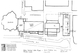 basic site plan david fleeting architects