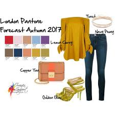 pantone color forecast 2017 creating outfits with pantone autumn winter 2017 colour trends