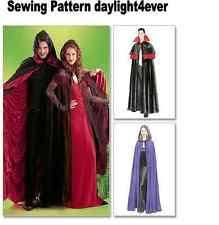 sewing pattern ninja costume mccall s adult unisex costume sewing patterns ebay