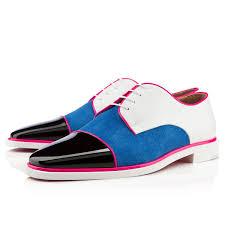christian louboutin bruno orlato loafers black saphir shoes men