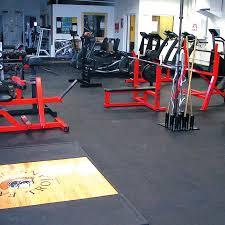 fitness studio flooring interior design